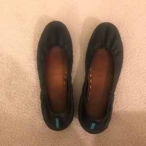 Black Tieks size 9